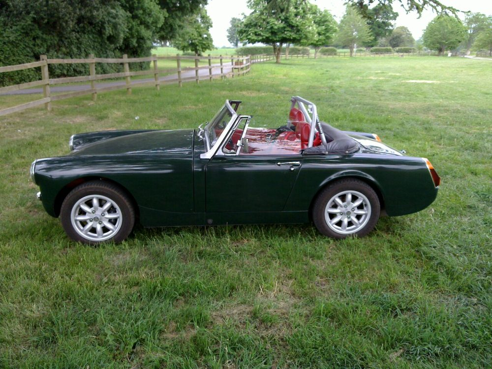 K Series MG Midget